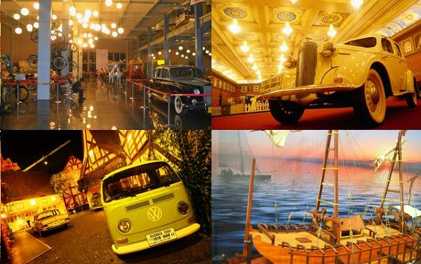 museum angkut malam buka jam