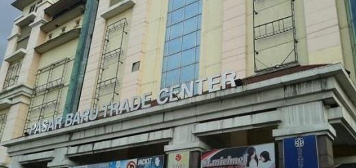 alamat pasar baru trade center bandung