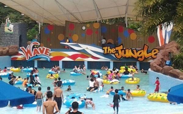 Jungle Waterpark Bogor Wahana Alamat Dan Harga Tiket