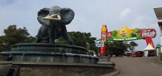 harga tiket masuk kampung gajah water boom
