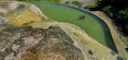 objek wisata pemandian air panas tirta sanita ciseeng