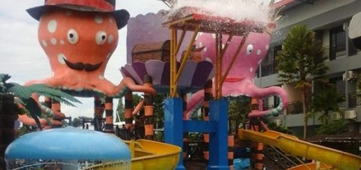 batu wonderland waterpark harga